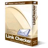 Link Checker software box